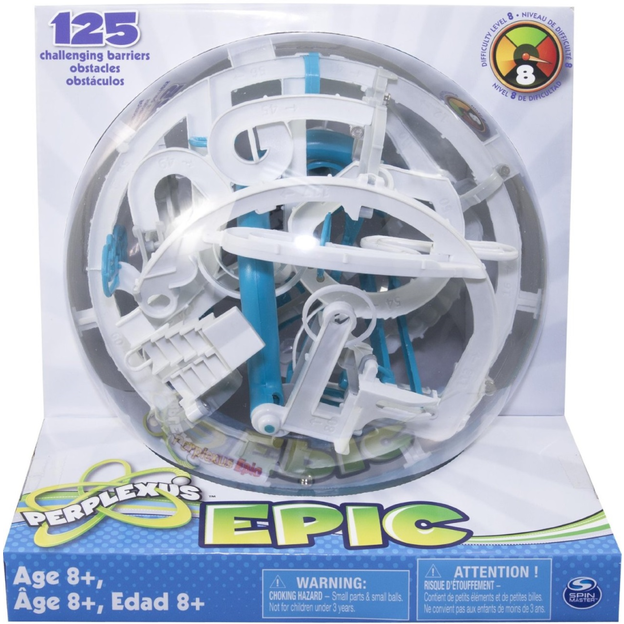 Perplexus Epic - das Gedulds- und Geschicklichkeitsspiel Stufe 8 von 10