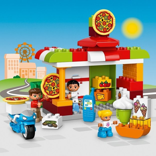 LEGO DUPLO La pizzeria