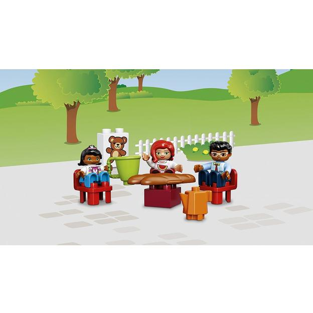 La Maison De Famille Lego Duplo Ma Ville