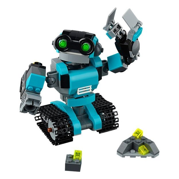 LEGO Creator Forschungsroboter