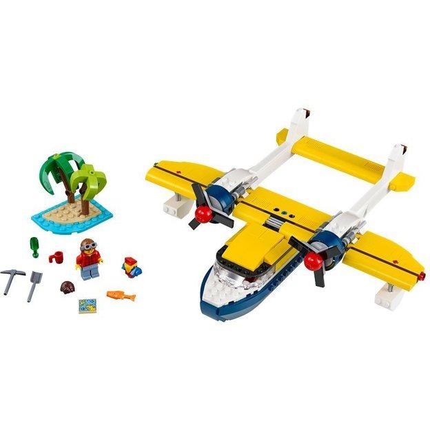 LEGO Creator Wasserflugzeug-Abenteuer