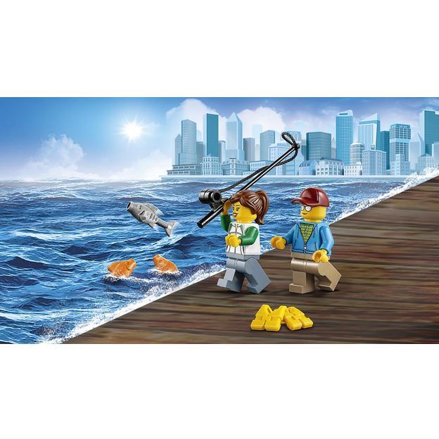 LEGO City Angelyacht