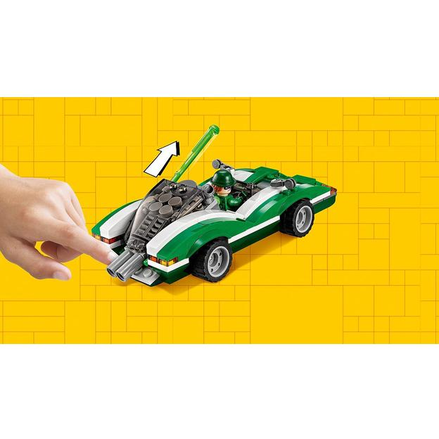 LEGO Batman Movie The Riddler: Riddle Racer