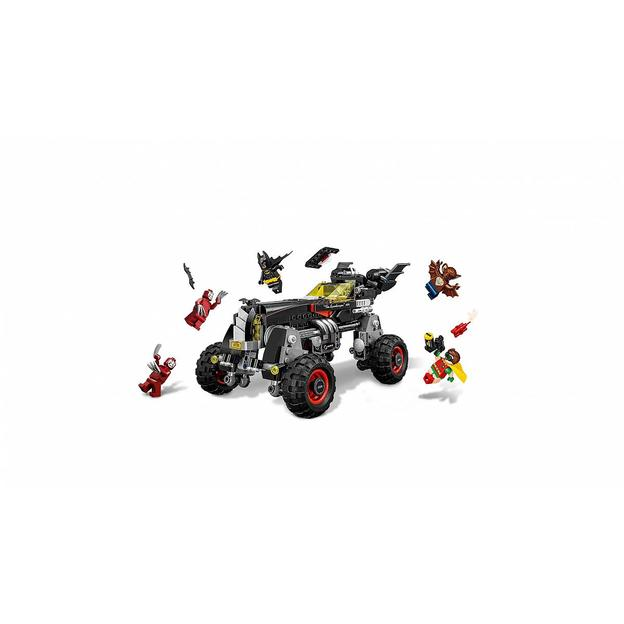LEGO Batman Movie Das Batmobil