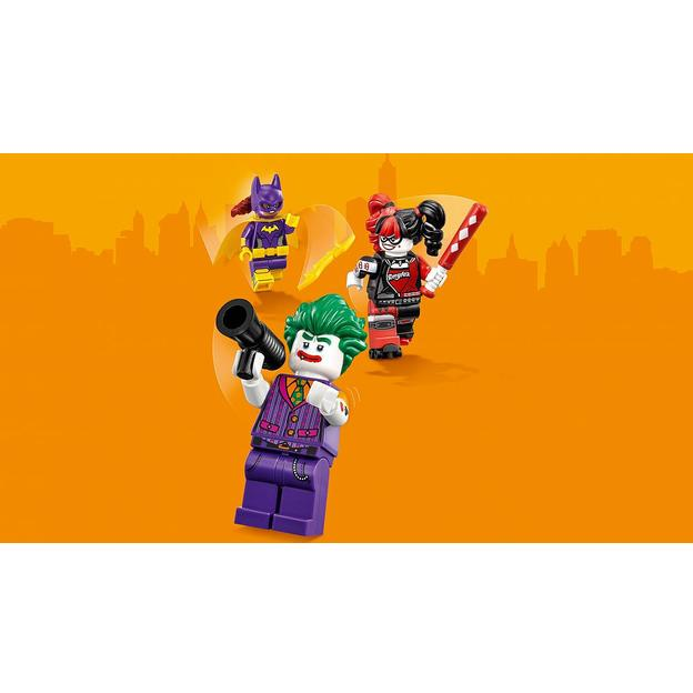 LEGO Batman Movie Jokers berüchtigter Lowrider