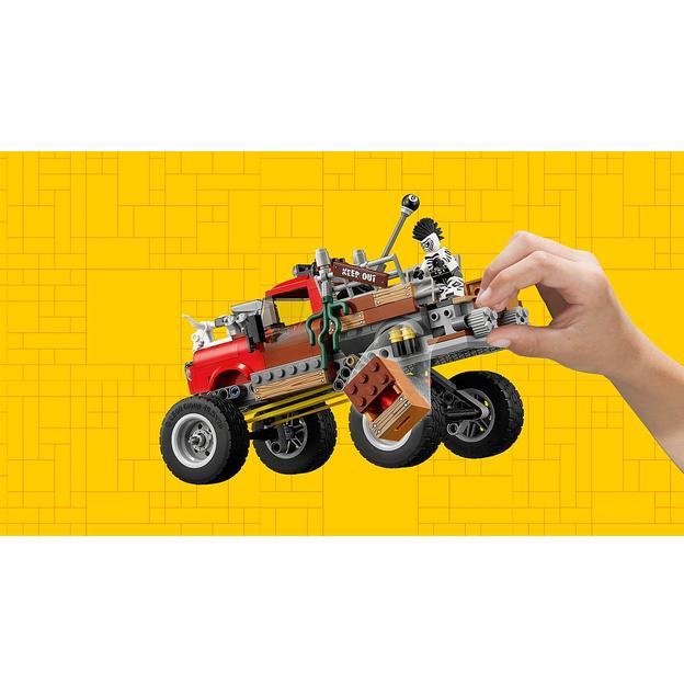 LEGO Batman Movie Killer Crocs Truck