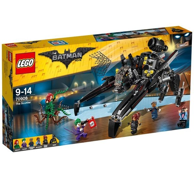 LEGO Batman Movie Der Scuttler