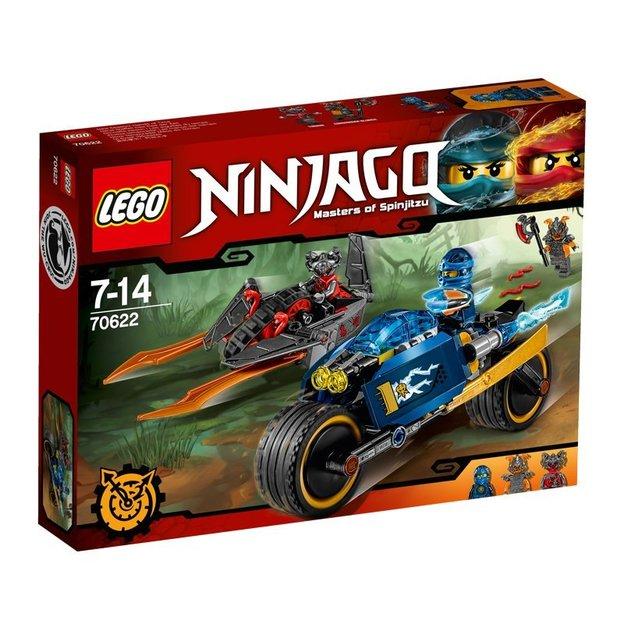 LEGO Ninjago Wüstenflitzer