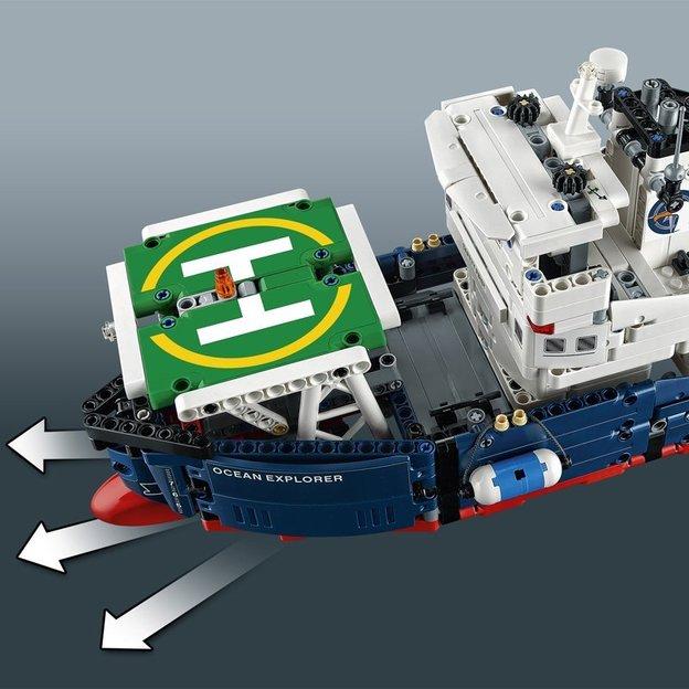 LEGO Technic Forschungsschiff