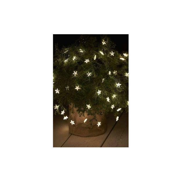 Sirius Guirlande lumineuse d'étoiles LED Trille 3.9 m