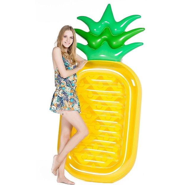 Matelas pneumatique Ananas