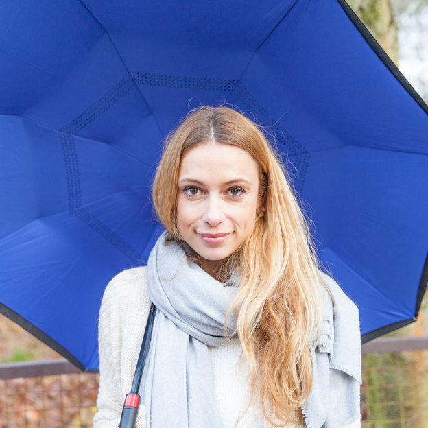 Suprella - der umgedrehte Regenschirm