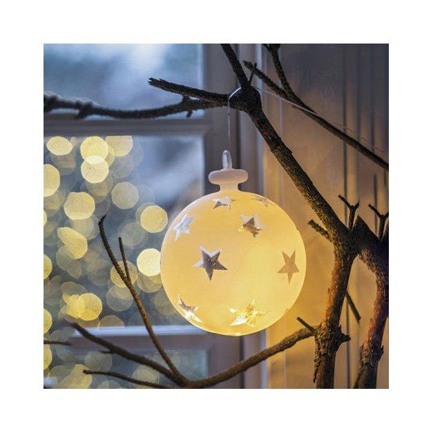 Sirius Boule de Noël Vega à suspendre