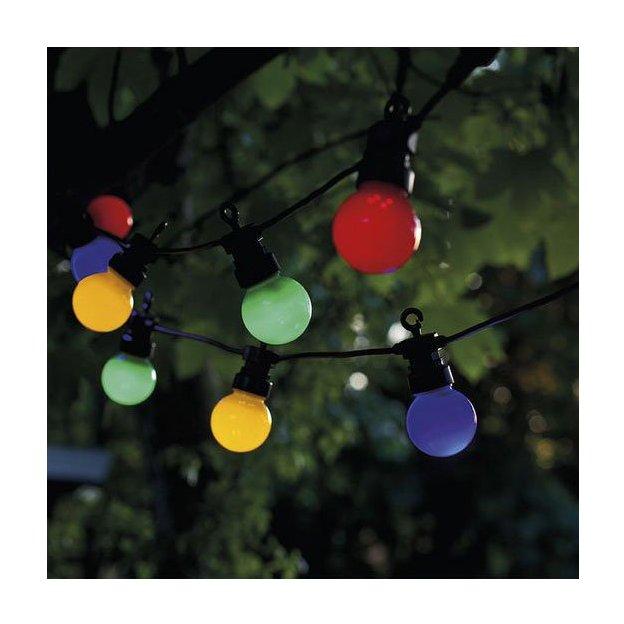 Guirlande lumineuse multicolore Lucas Startet