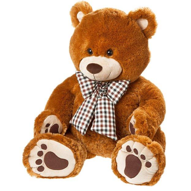 Riesen Teddybär XXL mit Tatzen 90cm