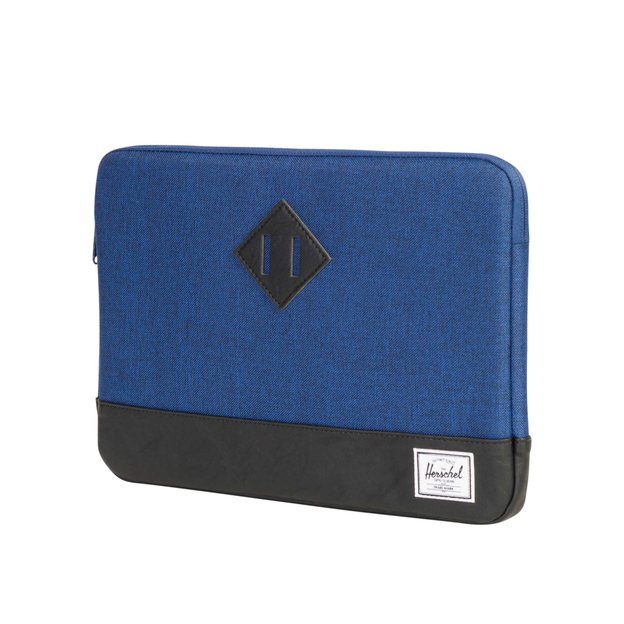 Herschel Notebook Tasche für MacBook Eclipse Crosshatch