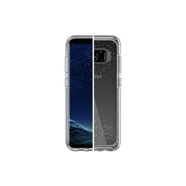 otterbox handyh lle backcover clear stardust f r samsung. Black Bedroom Furniture Sets. Home Design Ideas
