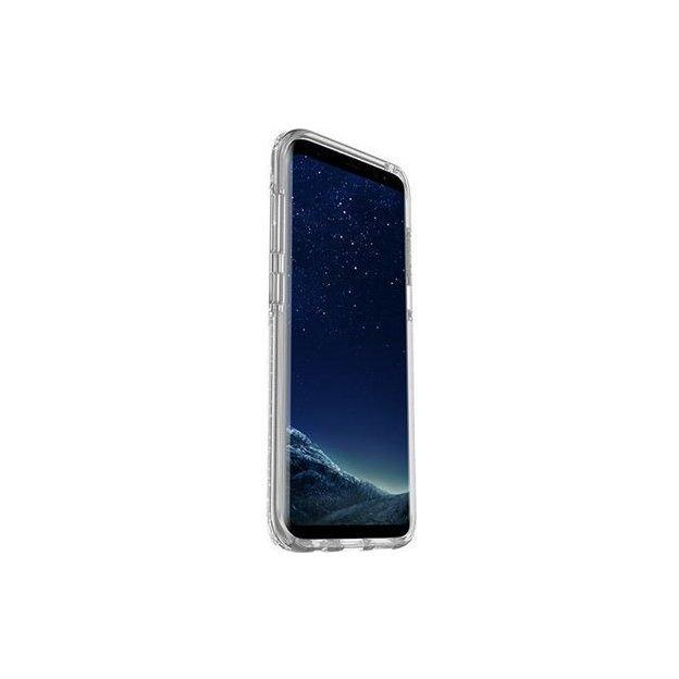 Handyhülle Backcover Clear Stardust für Samsung Galaxy S8