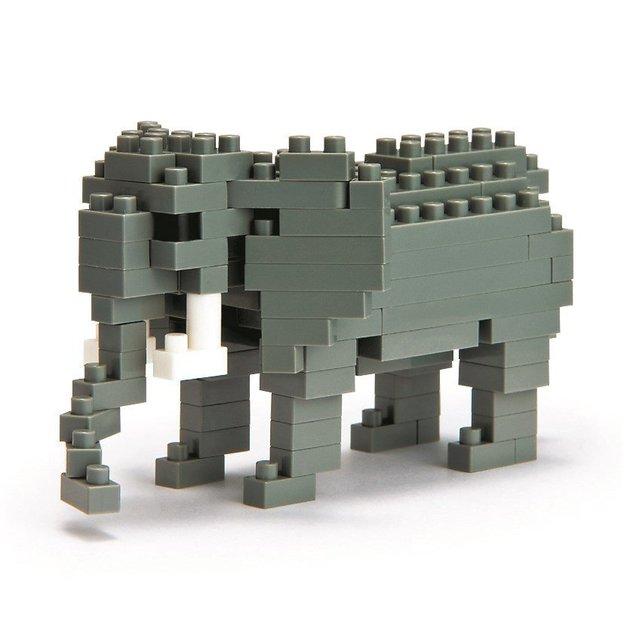 Nanoblock Mini Elefant