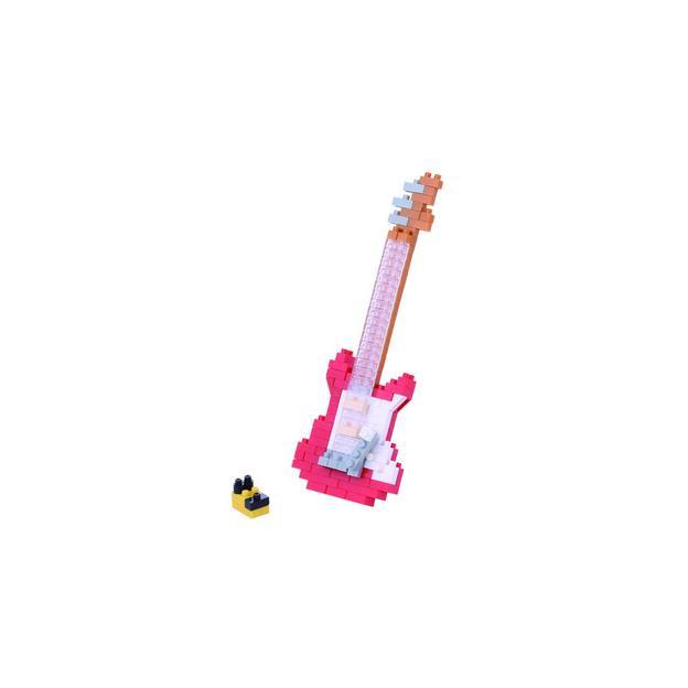 Nanoblock Mini Gitarre
