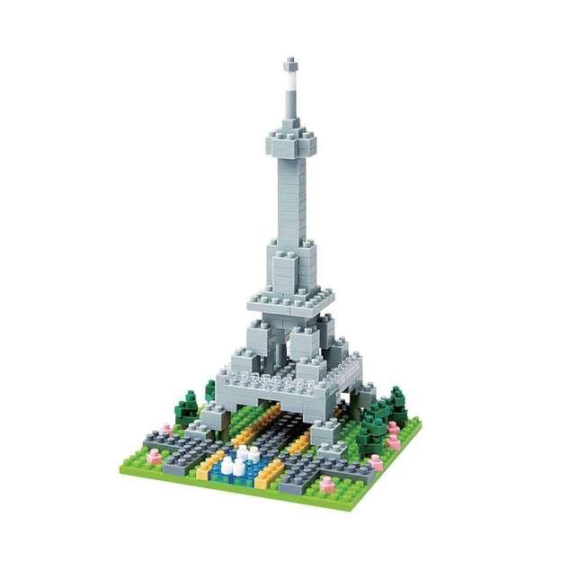 Nanoblock Sights Tour Eiffel