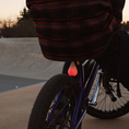 Bike Balls – Testicules lumineuses pour vélo
