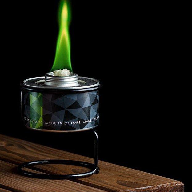 Torche de jardin Color Torch vert