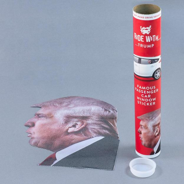 Fenstersticker - Trump