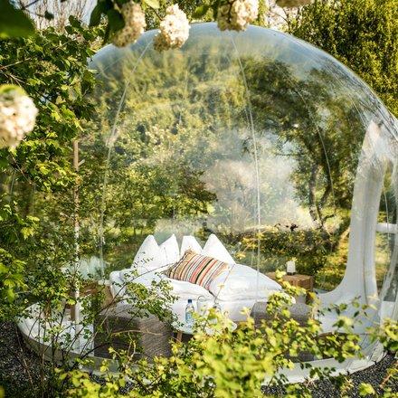 Himmelbett – das Thurgauer Bubble-Hotel