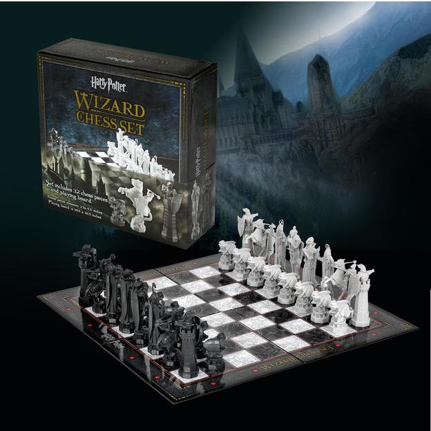 Harry Potter Schachspiel Set