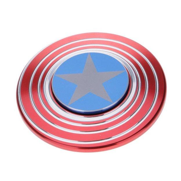 Fidget Spinner Captain America