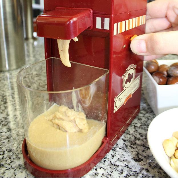Peanut Butter Maker - kreiere deine eigene Erdnussbutter