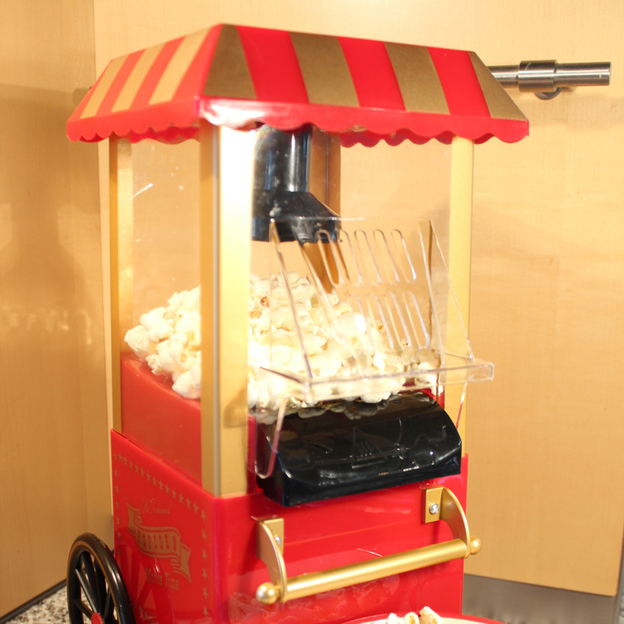 Old Fashioned Popcornmaschine