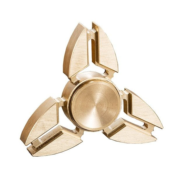Fidget Spinner gold