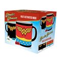 Wonder Woman Tasse mit Thermoeffekt