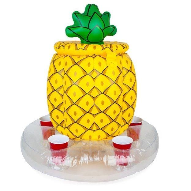 Aufblasbarer Getränkekühler Ananas