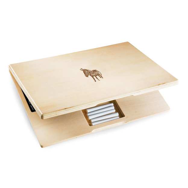My First Laptop Kreidetafel im Laptopdesign