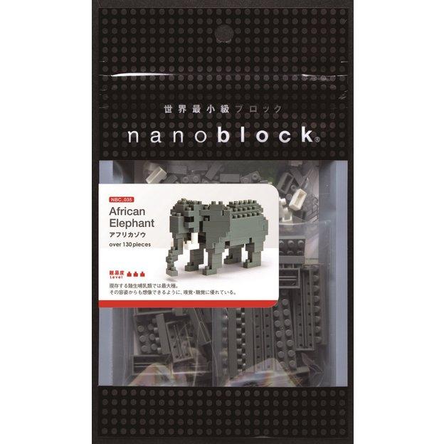 Nanoblock - 3D-Puzzle mit Minibausteinen