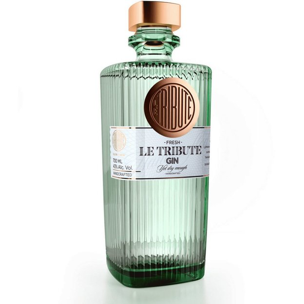 Le Tribute, Gin, 70cl