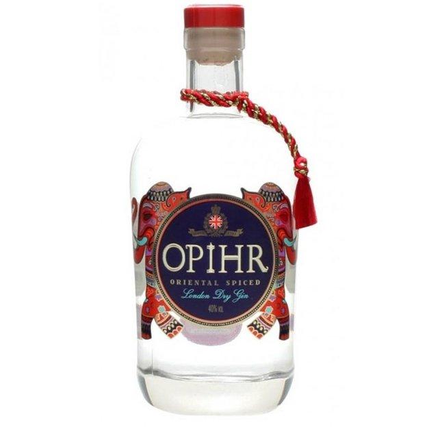 Opihr Oriental London, Dry Gin, 70CL