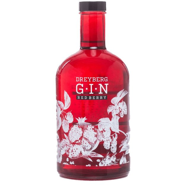 Dreyberg Red Berry, Gin, 70cl