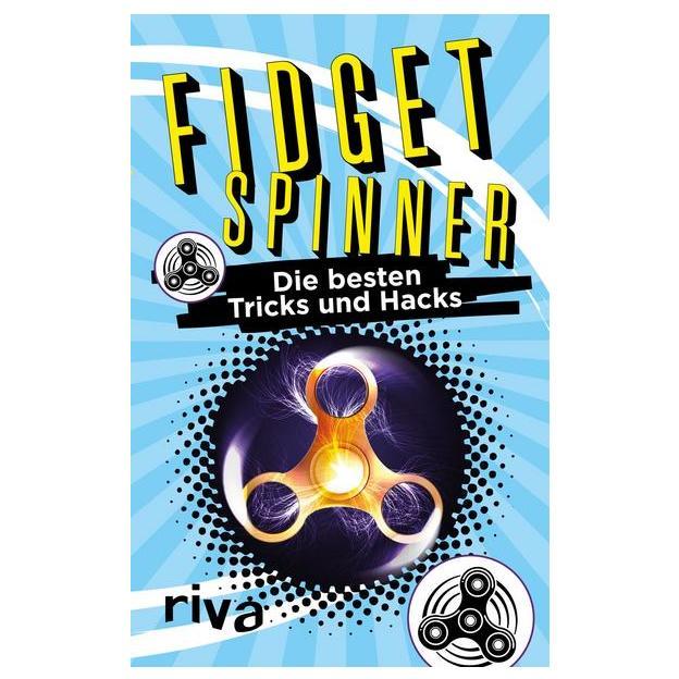 Fidget Spinner Buch - Die besten Tricks und Hacks