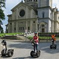 Weekend in Zürich inklusive einer Segway Tour