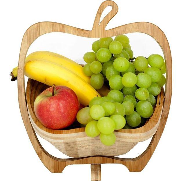 Corbeille à fruits pliable Le Matin