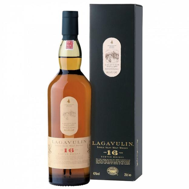 Lagavulin 16 Years Single Malt, Whisky, 70cl