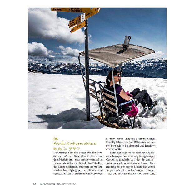 Lust auf Wandern - Idyllische Wanderziele in der Schweiz