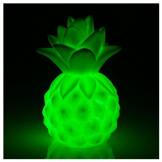 Vegas Lights Nachtlicht Ananas
