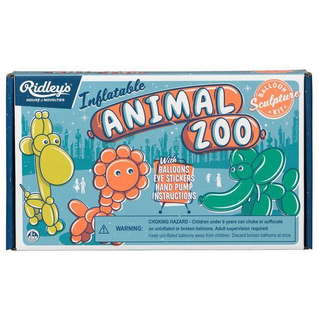 Ballonfiguren Tiere inkl. Pumpe