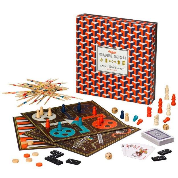 Spielesammlung in einer Box - die populärsten Spiele