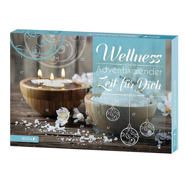Adventskalender Wellness Zeit für Dich